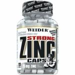Weider Zinc 120 капсулиWeider Zinc1