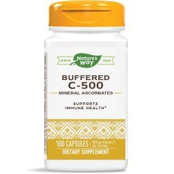 Nature's Way Vitamin C 500 мг 100 капсули
