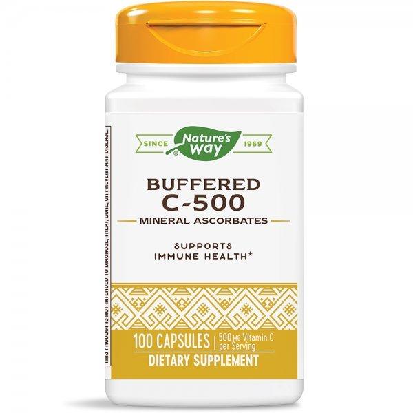 Nature's Way Vitamin C 500 мг 100 капсули40320