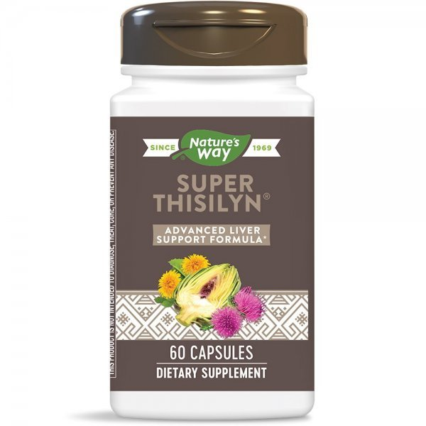 Nature's Way Thisilyn Super 525 мг 60 капсули15405