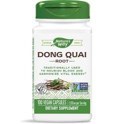 Nature's Way Dong quai 565 мг 100 капсули