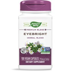 Nature's Way Eyebright Blend 458 мг 100 капсули