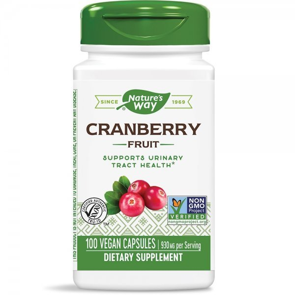 Nature's Way Cranberry Fruit 465 мг 100 капсули12150