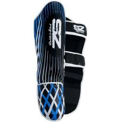 Протектори за крака PLASMA Blue SZ Fighters