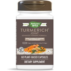 Nature's Way Turmerich Joint 325 мг 60 капсули