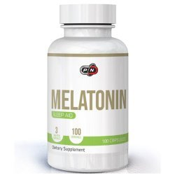 Pure Melatonin 3 мг 100 капсули