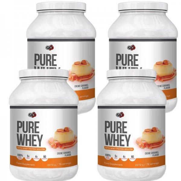 100% Pure Whey Combo 4 x 2272 гр100% Pure Whey Combo 4 x 2270 гр