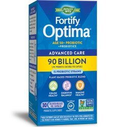 Nature`s Way Primadophilus Optima Probiotic Advanced Care 50+ 30 капсули