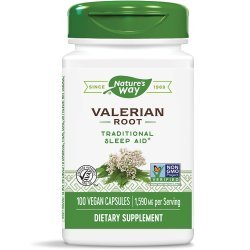 Nature's Way Valerian Root 530 мг 100 капсули