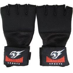 Вътрешни ръкавици Basic Armageddon Sports, черен
