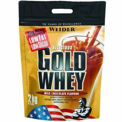 Weider Gold Whey 2000 гр