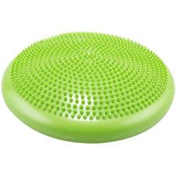 Масажен диск за баланс, 34 см, зелен