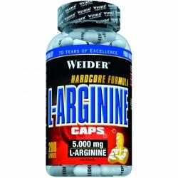 Weider L-Arginine 200 капсули