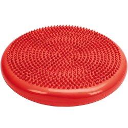 Масажен диск за баланс, 34 см, червен