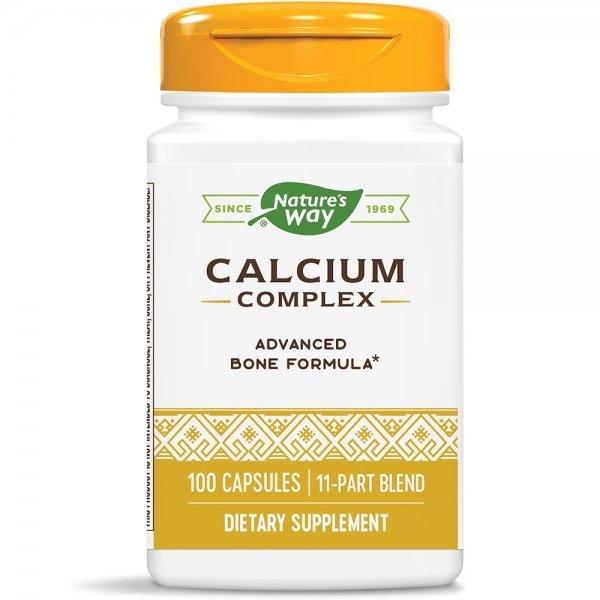 Nature's Way Calcium Complex 500 мг 100 капсули41210