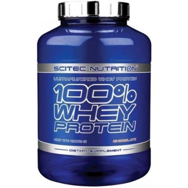 Scitec 100% Whey Protein 2350 гр100% Whey Protein 2350гр