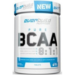 EVERBUILD BCAA 8:1:1 800 мг 200 таблетки
