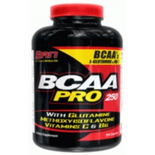 SAN BCAA PRO 125 капсулиSAN BCAA PRO 125 капсули