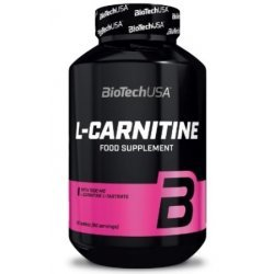 Biotech L-carnitine 1000 mg 60 таблетки