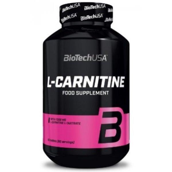 Biotech L-carnitine 1000 mg 60 таблеткиBT381