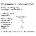Ultimate Nutrition Iso Sensation 910 грUN17452