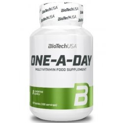 Biotech One A Day 100 таблетки