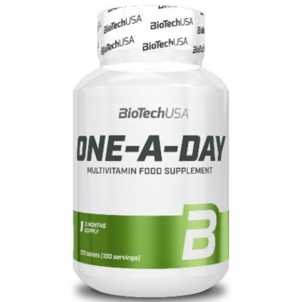 Biotech One A Day 100 таблеткиBT426