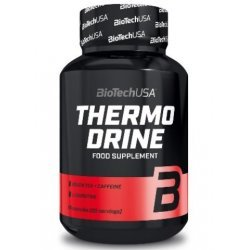 Biotech Thermo Drine 60 капсули