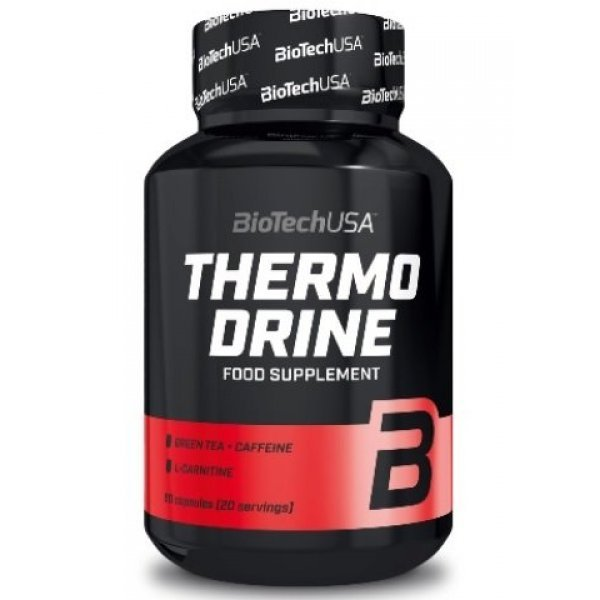 Biotech Thermo Drine 60 капсулиBT470