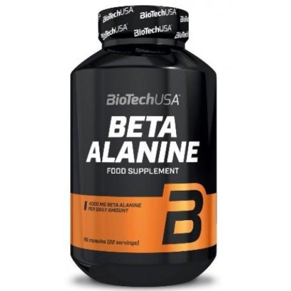 Biotech Beta Alanine 90 капсулиBT316