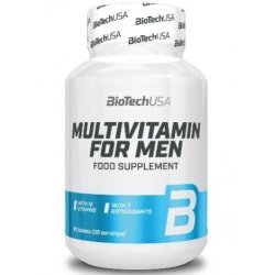 Biotech Multivitamin for Men 60 таблетки