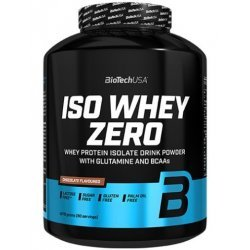 Biotech Iso Whey Zero 2270 гр