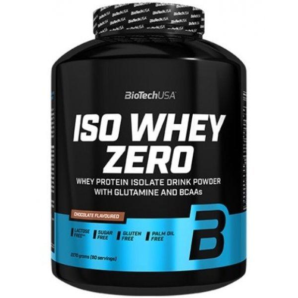 Biotech Iso Whey Zero 2270 грBT372
