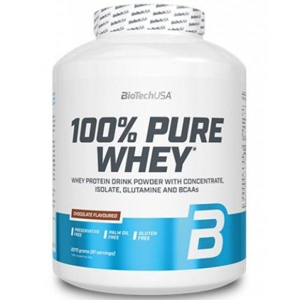BIOTECH USA 100% Pure Whey 2270 грBT45447