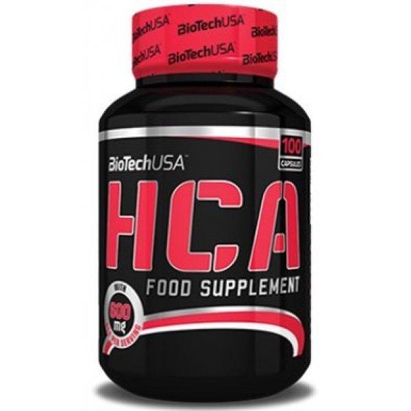 BIOTECH USA HCA 100 капсули BT358