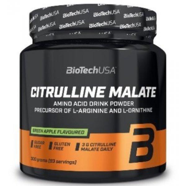 BIOTECH USA Citrulline Malate 300 гр.BT292