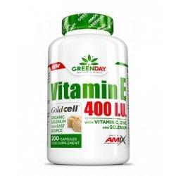 Amix Vitamin E 400 IU 200 капсули
