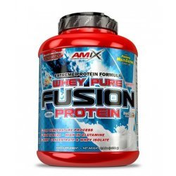 AMIX Whey Pure Fusion 2300 гр