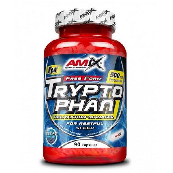AMIX L-Tryptophan 90 капсулиAM217