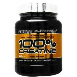 Scitec 100% Creatine Monohydrate 1000 гр