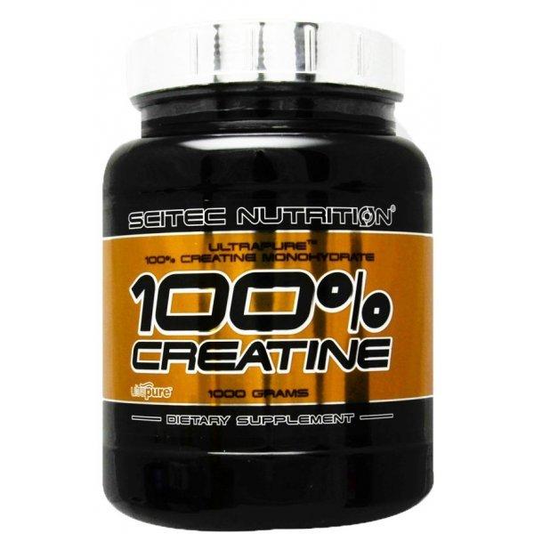 Scitec 100% Creatine Monohydrate 1000 грScitec 100% Creatine Monohydrate 1kg