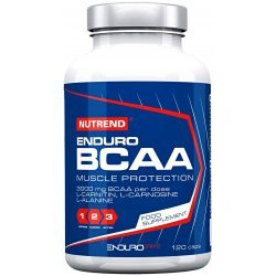 Nutrend ENDURO BCAA 120 капсули
