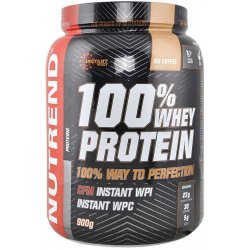 Nutrend 100% Whey Protein 900 гр