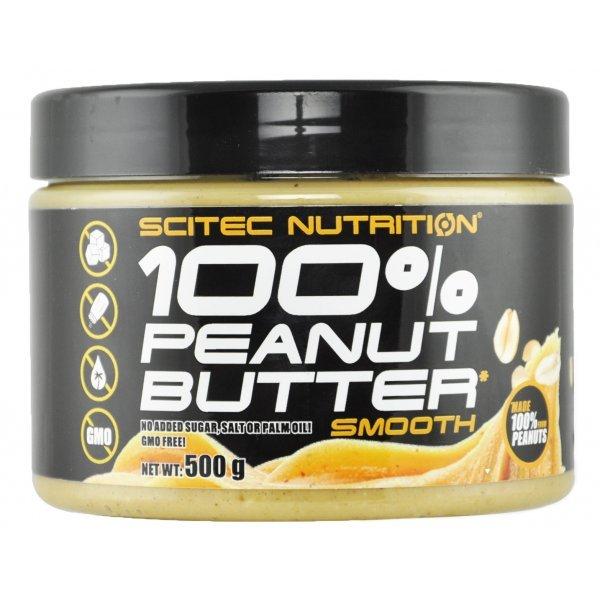 Scitec 100% Peanut Butter 500 грSC004