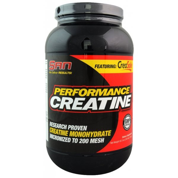 SAN Performance Creatine 1200 грSAN Performance Creatine 1200 гр