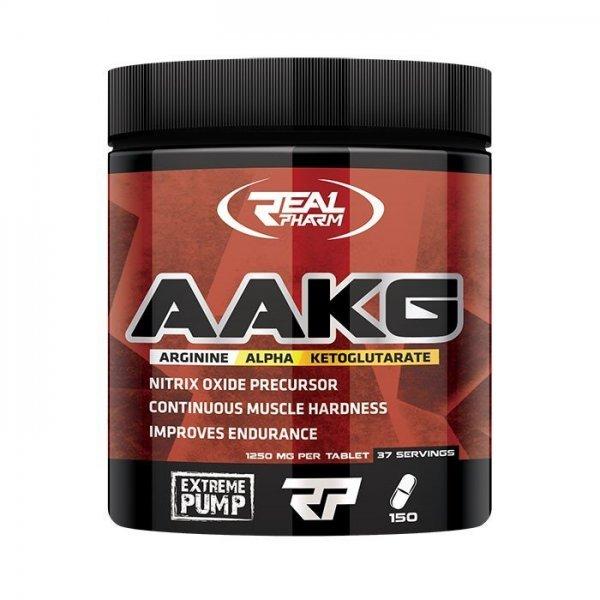 Real Pharm AAKG 150 капсулиRP11