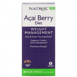 Natrol Açaí Berry Diet 60 капсули