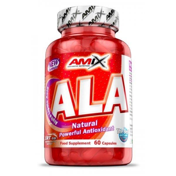 AMIX ALA 200 мг 60 капсули AM95