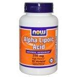 NOW Alpha Lipoic Acid 250 mg 60 капсулиNOW30421