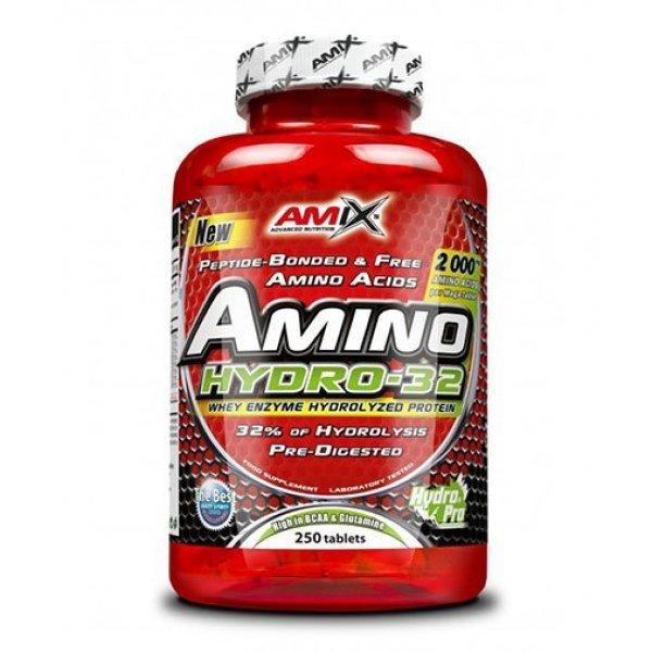 AMIX Amino HYDRO-32 250 таблетки AM97
